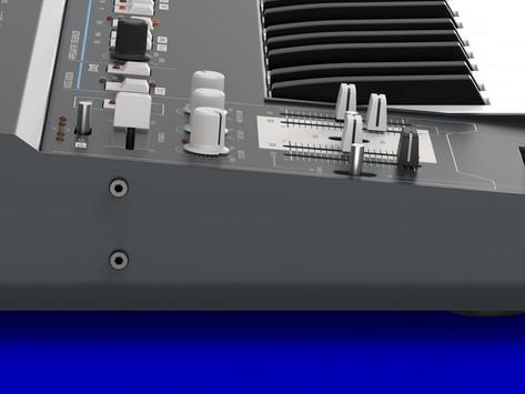 A Brief Look at the U.D.O. Super 6 Binaural Analog-Hybrid Synthesizer