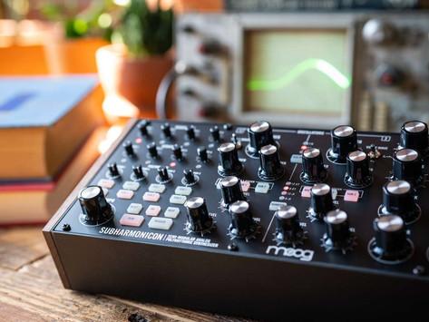 "Moog Releases ""Subharmonicon"" Semi-Modular Synthesizer"