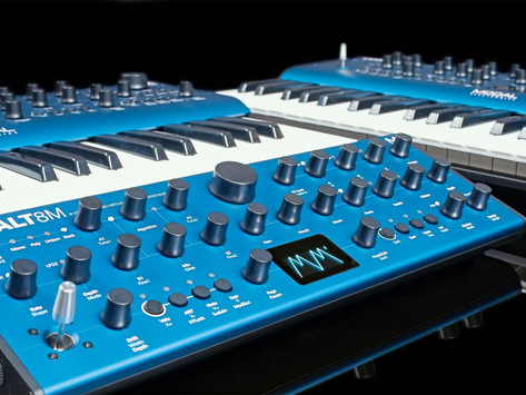Modal Electronics Announces Expansion of Cobalt8 Synthesizer