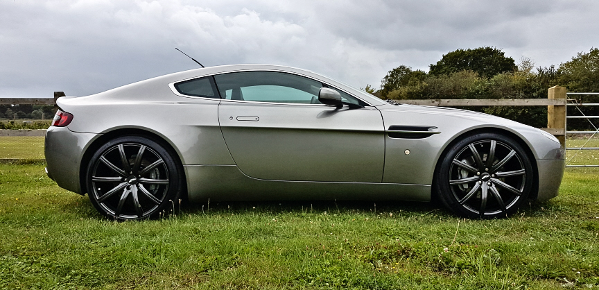 Aston Martin styled by the AW team
