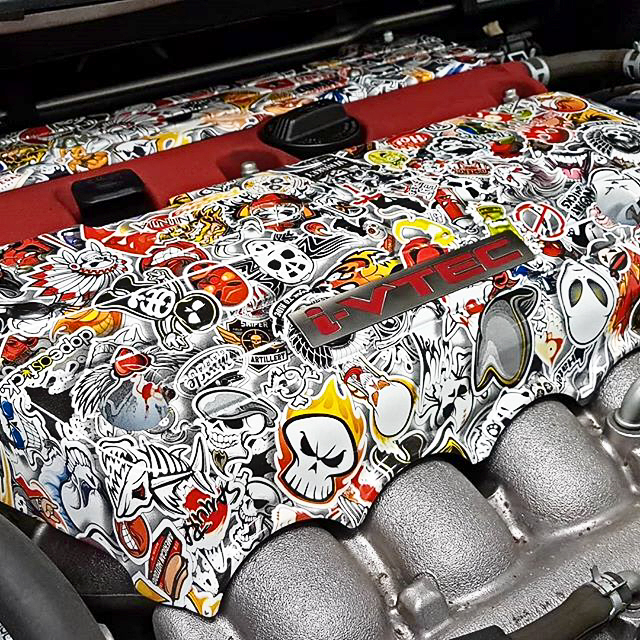 Honda Mugan Engine Cover