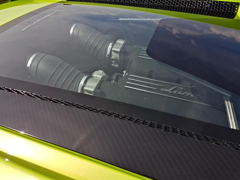Lamborghini Gallardo hydro dipping