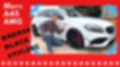 YouTube Merc AMG Styling