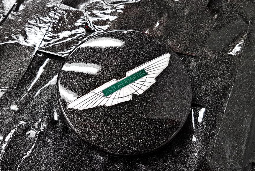 Aston Martin Centre Caps