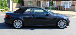 BMW before being styled