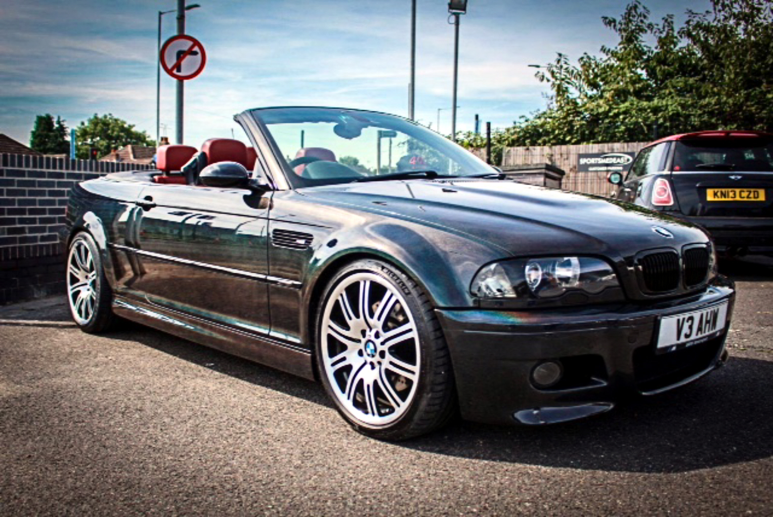 BMW M3 looking amazing