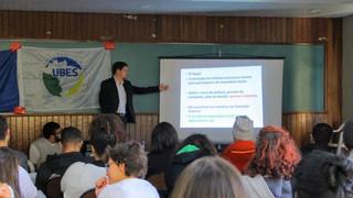 Direito de Manifestação, Formação dos Grêmios Estudantis, entre outros temas atuais foram abordados