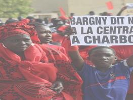 Au Sénégal, la population vent debout contre la centrale à charbon de Bargny