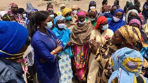 """Députée Marième Soda Ndiaye:""""Je suis très sensible à vos préoccupations"""""""