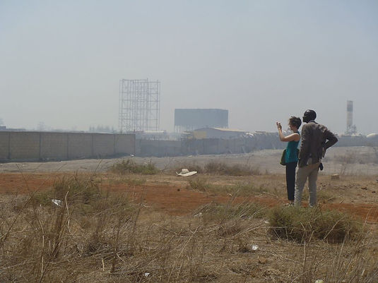 Aly and Gretchen-Power plant.jpg
