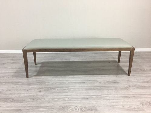 Aspen Bed Bench (Leather)