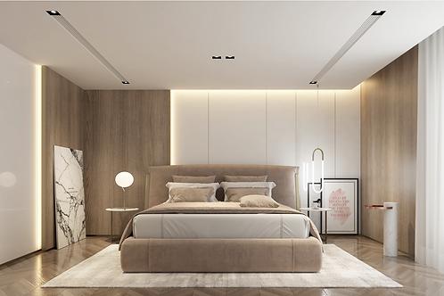Bed Dorado