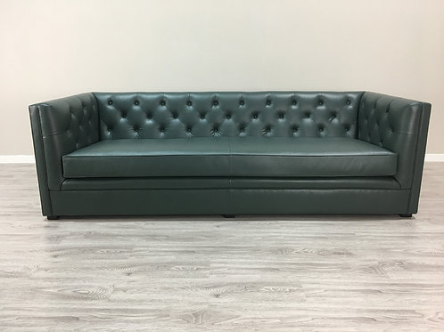 Green Taxido 3 seater sofa
