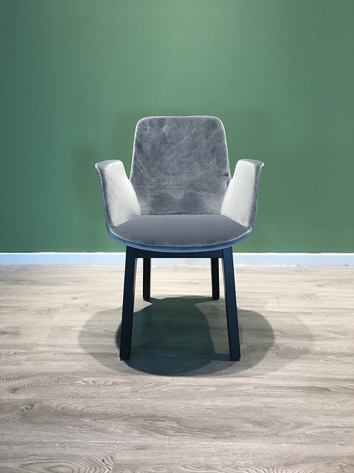 Ventura Velvet Dining Chair
