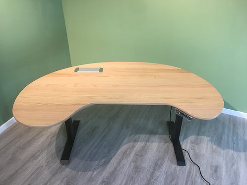Transformer Solid Ashwood Desk
