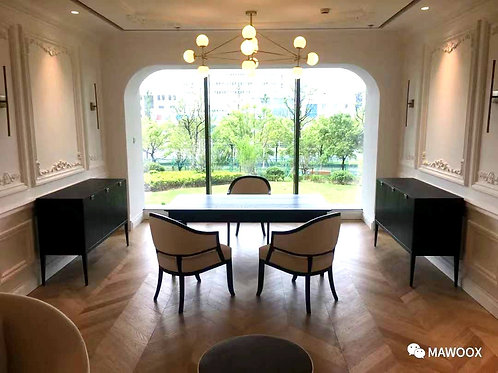Luxurious Office Shanghai Pacific Fortune