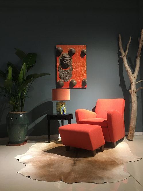Variante Avante 4-2 Chair & Ottomane