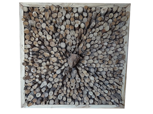 Branch 3D Wall Picture
