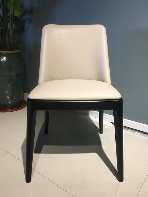 Medina Leather Dining Chair