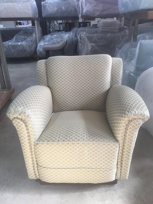 1940 English Lounge Chair restoration