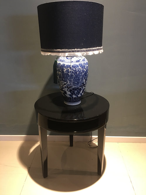 Table Lamp Blue China