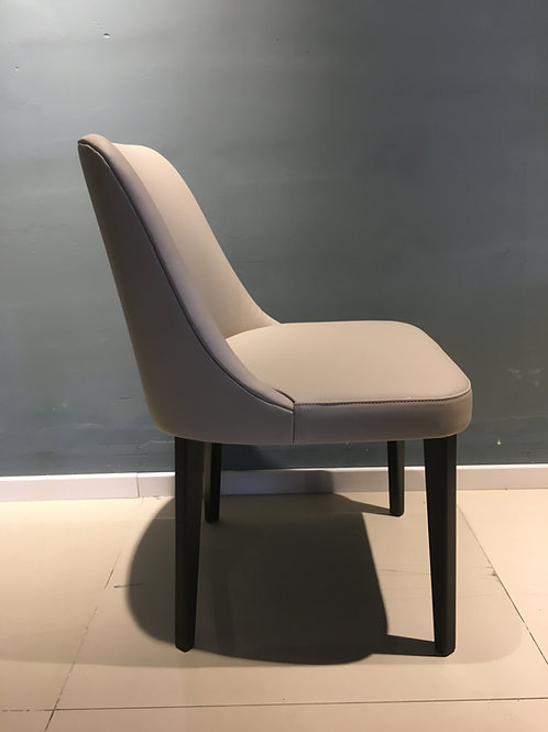 Magliano Leather Dining Chair