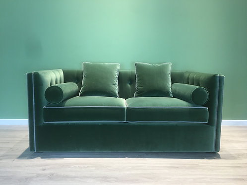 2 1/2 - Seater Sofa Venice Green