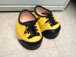 kim's steeler shoes