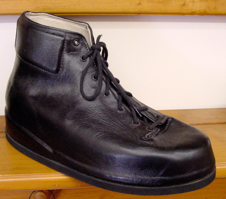 Custom molded boot