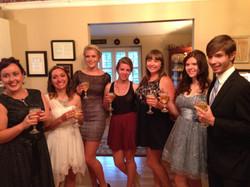 Best teens ever-not real wine!