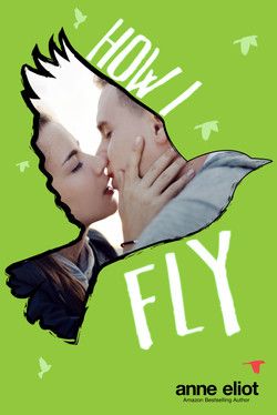 How I Fly, pre-order page SOON
