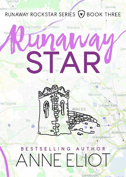 Runaway Heart, Anne Eliot Bestselling Author, Rockstar Romance