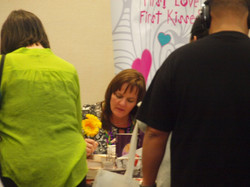 Anne Eliot Book Signing