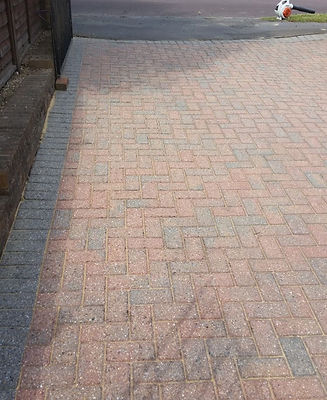 Driveway Clean Crystal Clear Cleaning