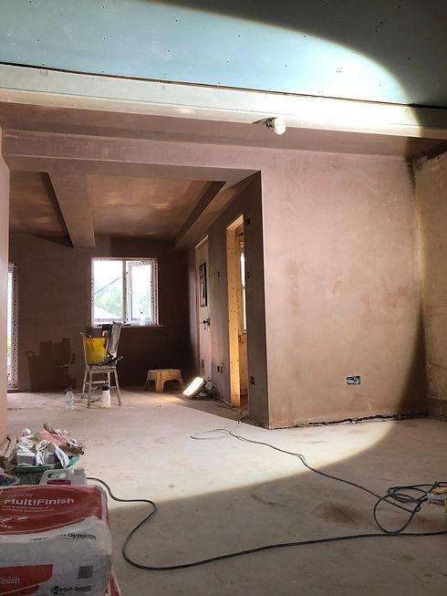 Skimming Plastering R.Kenward Plastering Contractors