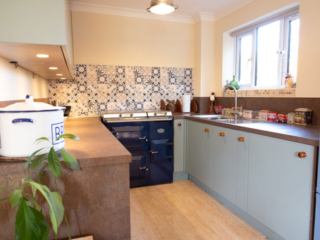 How to make the most of a smaller kitchen