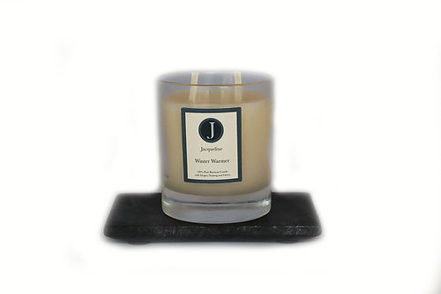 Winter Warmer Beeswax Candle 220g