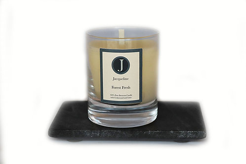 Forest Fresh Beeswax Candle 165g