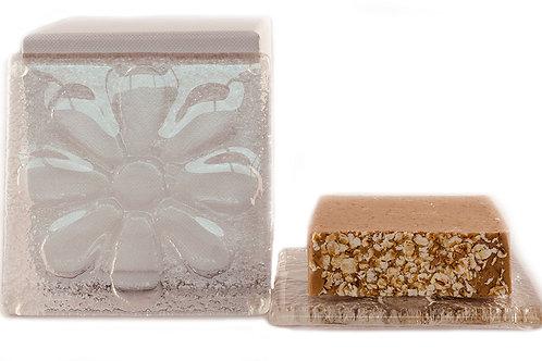Daisy Soap Tile & 140g Oats/Clay Soap