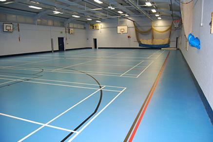 Weston Flooring Sports Flooring