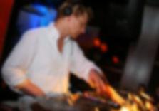 British DJ in Bordeaux