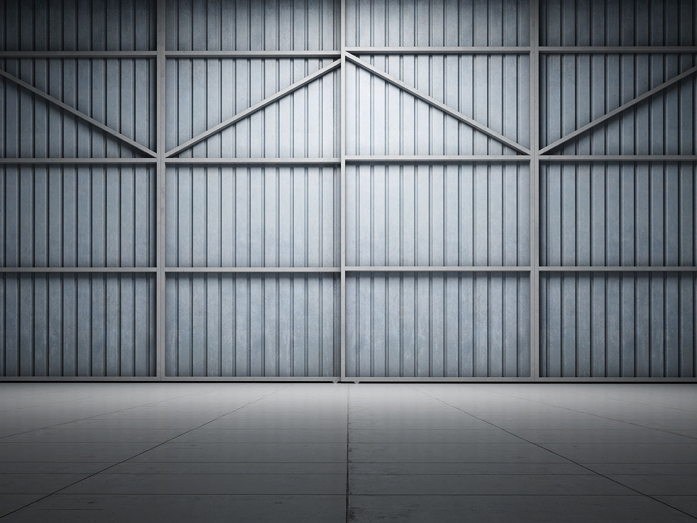 Warehouse-Door