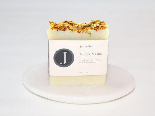 Jasmine & Lime 130g