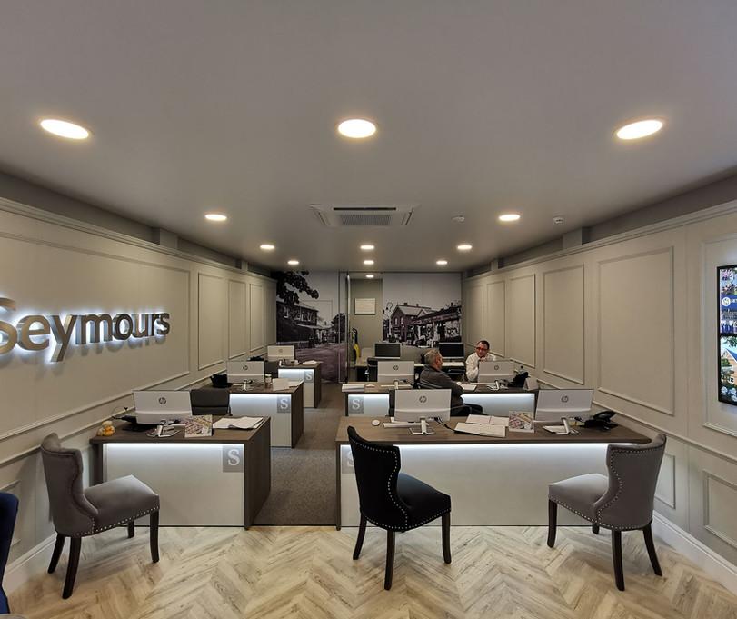 Advanced Interior Services Fibre LED Lighting