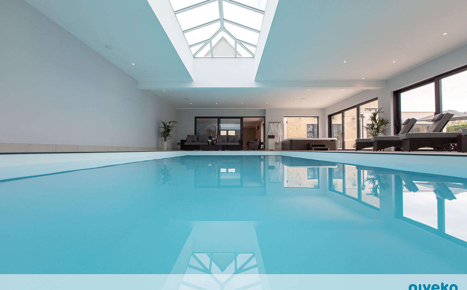 Montrose Group Pool Building