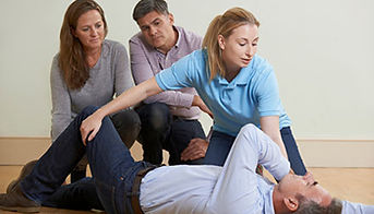 Emergency First Aid at Work - Online Ann