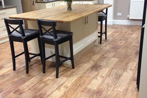 Weston Flooring Luxury Vinyl Tiles/Design Floors (LVT)