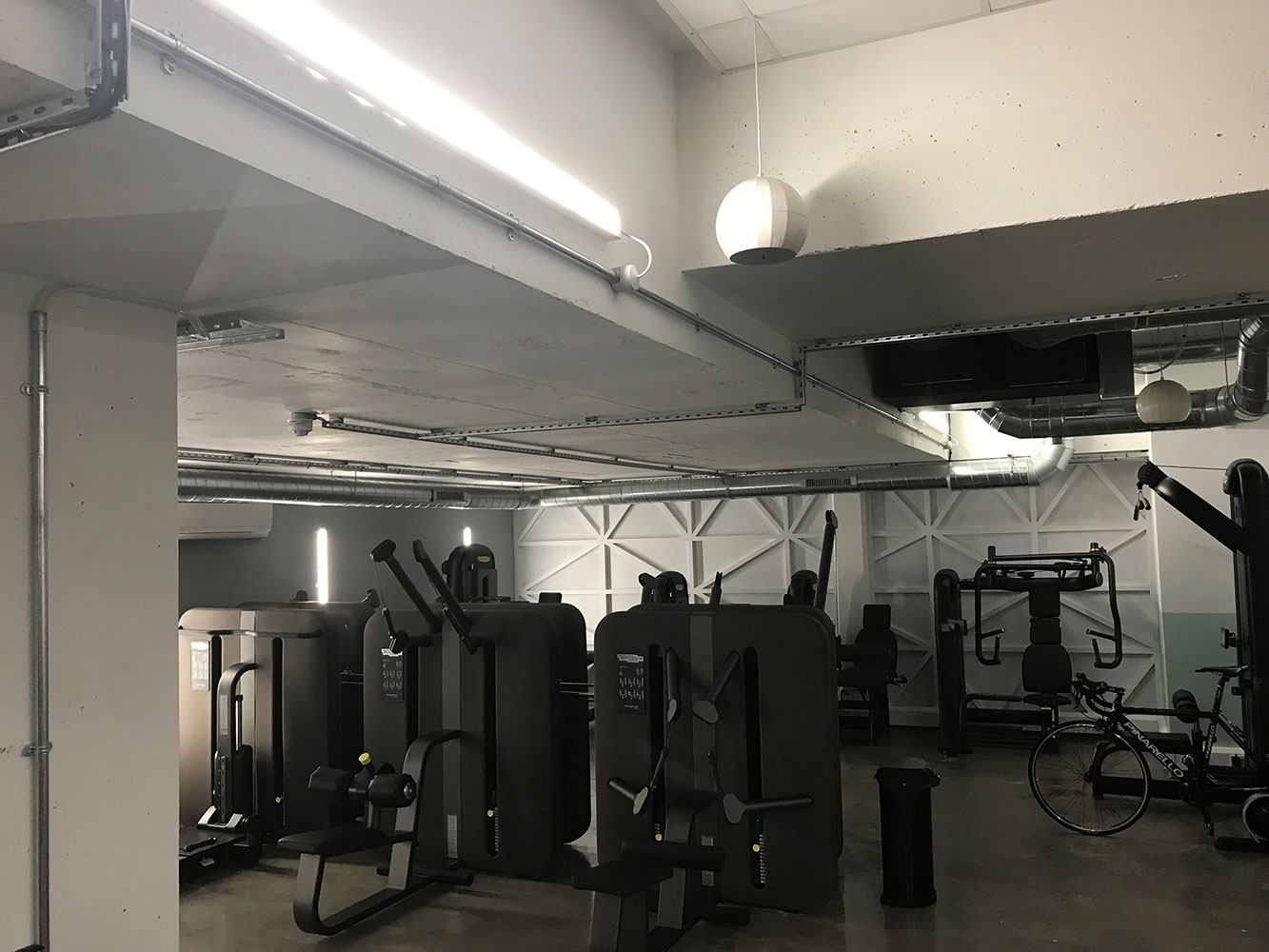 Fitness Space London by BECS