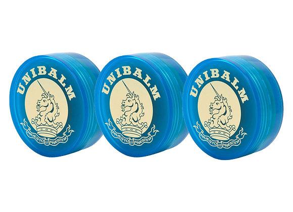 3 Pots of Unibalm The Bruise Cream