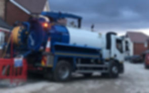 JD Drains Tanker Services Reading